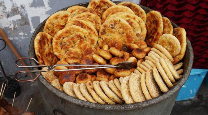 Niú Ròu Xiān Bǐng – Pan-fried Beef Pastry – 牛肉餡餅