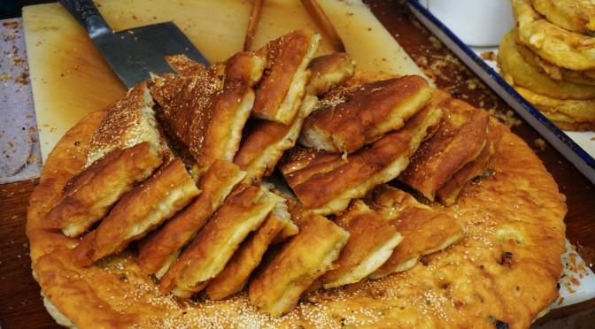 Qiāng Bǐng – Puffy pancake – 羌饼