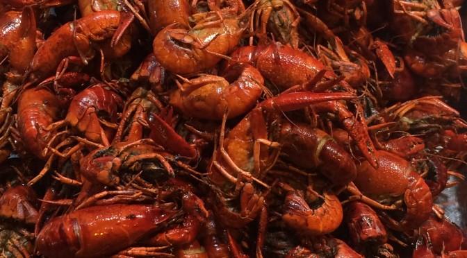 Xiǎo Lóng Xiā – Crayfish – 小龙虾